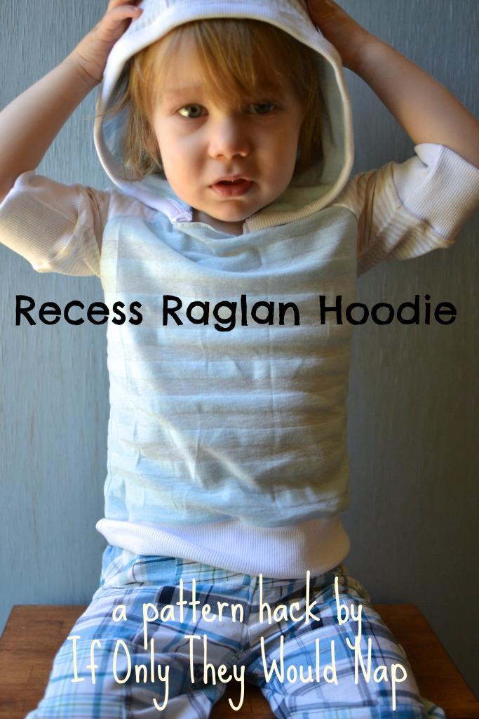 recess raglan hoodie