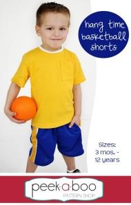 Hang Time Basketball Shorts