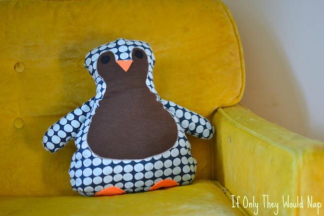 annies penguin