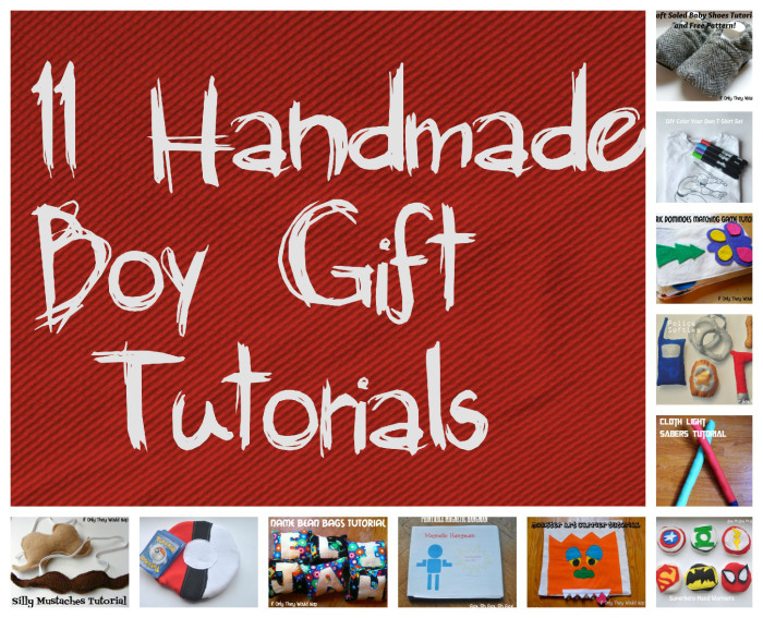 Handmade Gifts For Boys Thank You And Go Get Making If