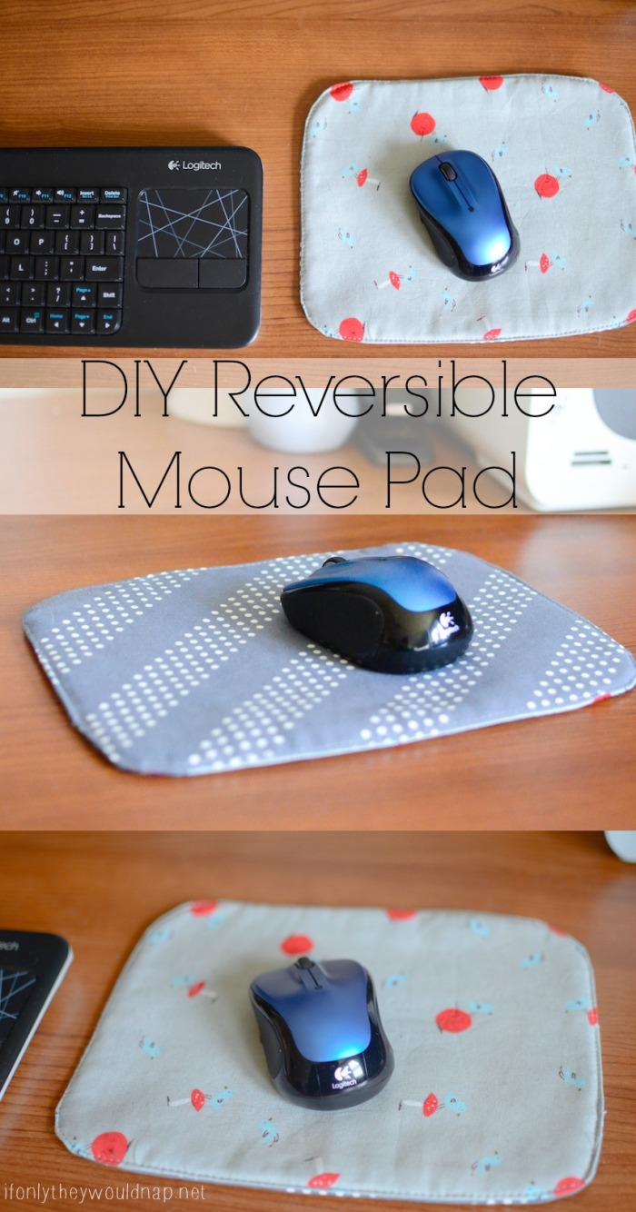 DIY Reversible Mouse Pad 2