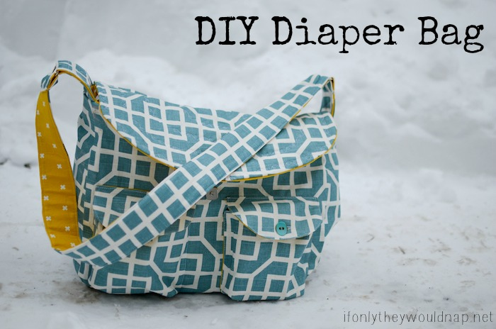 DIY Diaper Bag