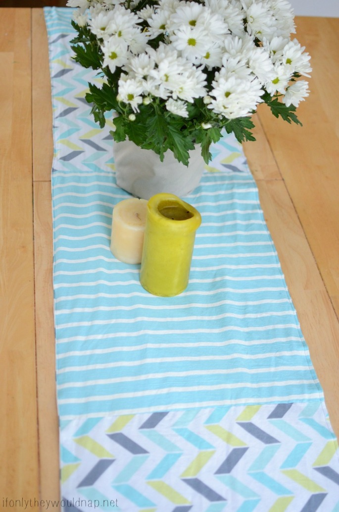 table runner top