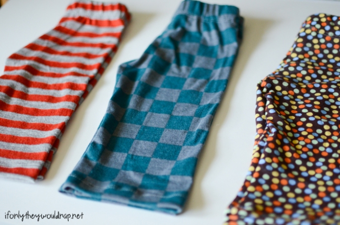 free baby pants pattern 3