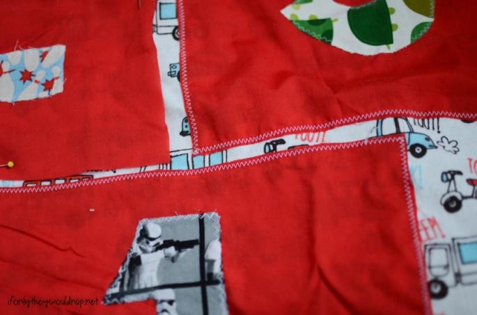 hopscotch mat step 1