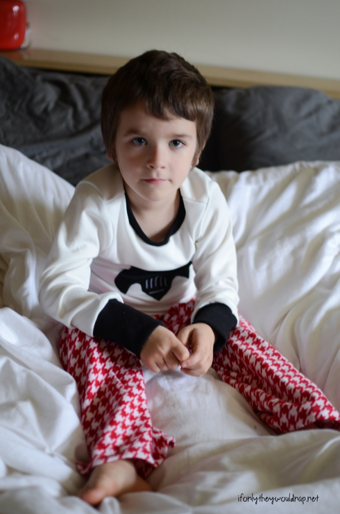 Christmas PJs from Peekaboo Patterns