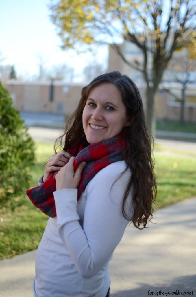 flannel scarf 1