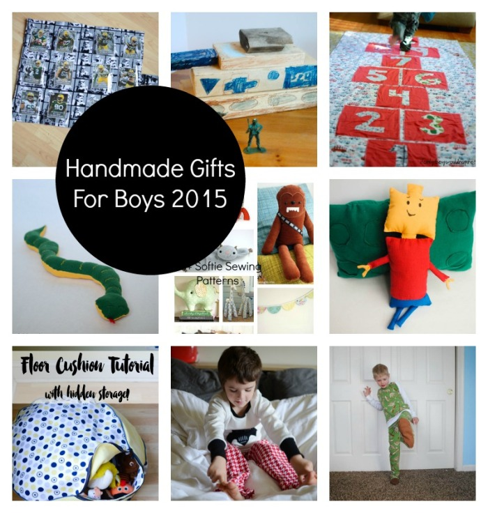 Handmade Gifts For Boys 2015
