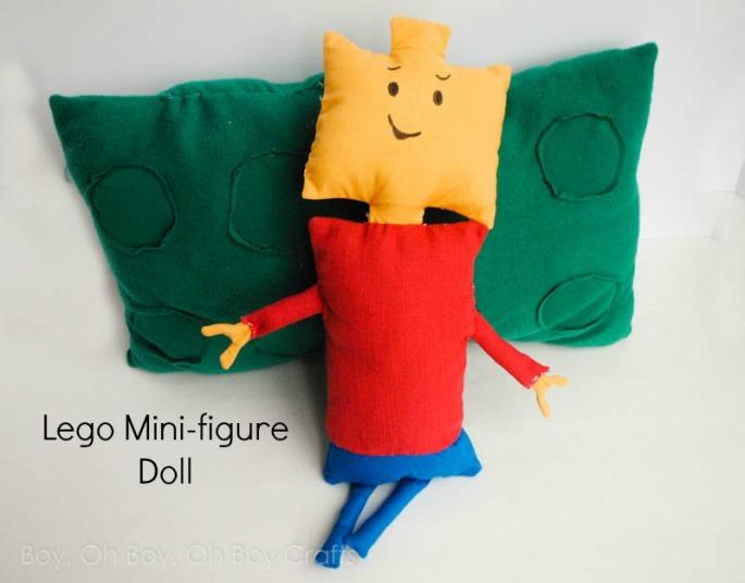 Mini-figure Teaser