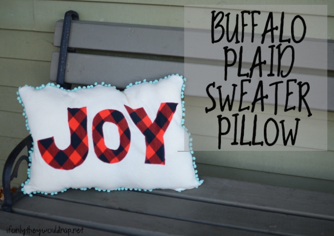 buffalo-plaid-sweater-pillow